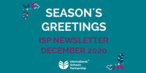 ISP SEASON´S GREETINGS